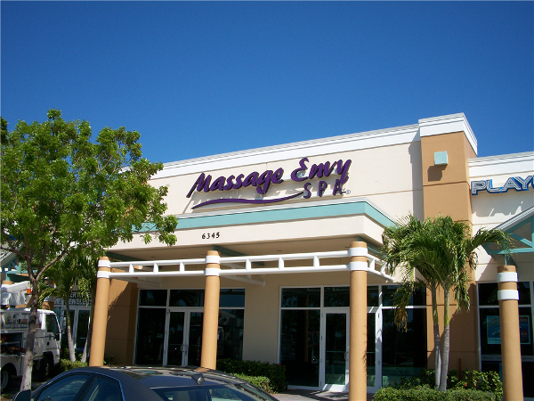 Massage Envy, Naples, FL by Lee Designs