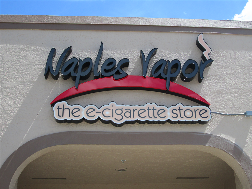 Naples Vapor The E-Cigarette Store, Naples, FL by Lee Designs