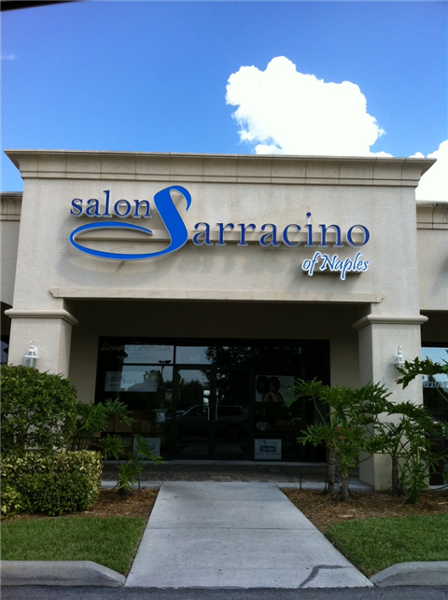 Salon Sarracino of Naples, Naples, FL by Lee Designs