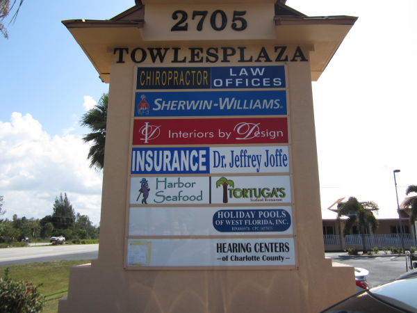 Fort Myers Sign Company Testimonials