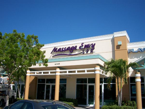 Massage Envy, Naples, FL by Lee Designs