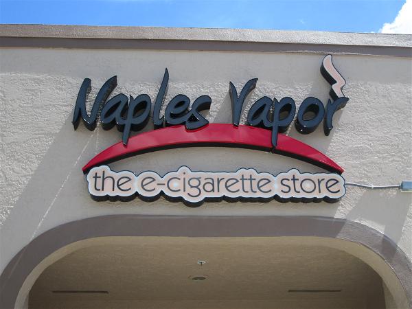 Naples Vapor The E-Cigarette Store, Naples, FL by Lee Designs