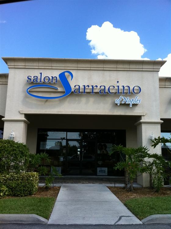 Salon Sarracino of Naples, Naples, FL by Lee Designs