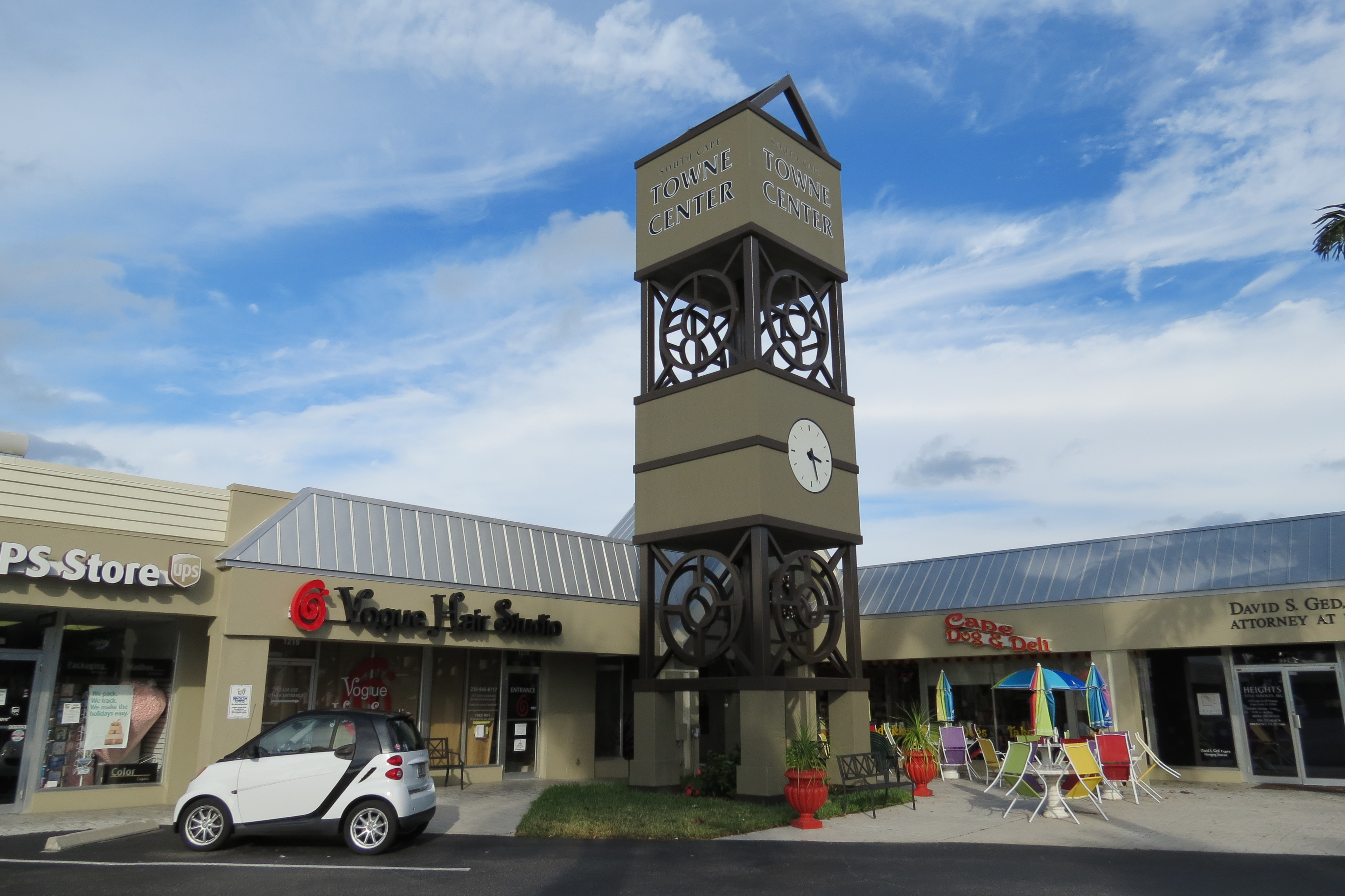 Big John's Tower, Cape Coral by Lee Designs