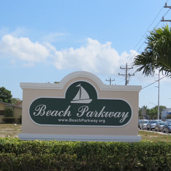 Beach Parkway, Cape Coral by Lee Designs