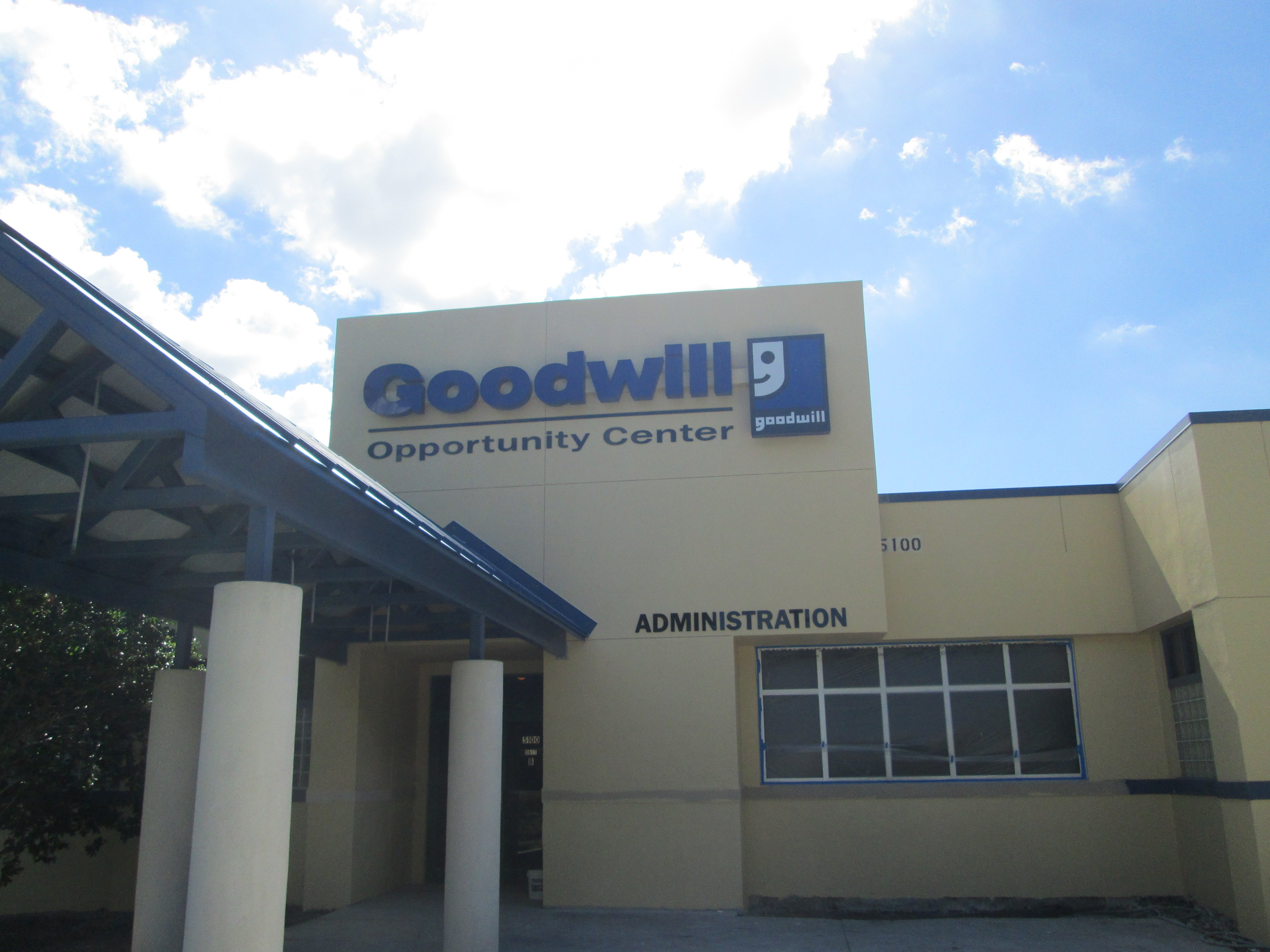 Goodwill Tice, Ft. Myers, FL by Lee Designs